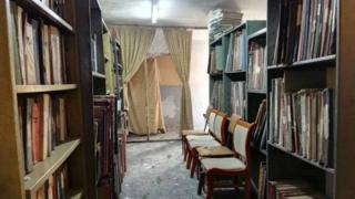 کتابخانه عامه کابل