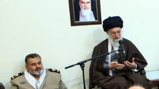 خامنهای و فیروزآبادی