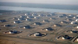 İran petrol rafinerileri