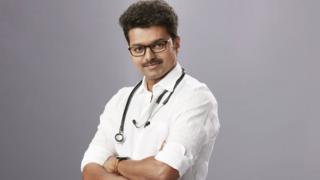Vijay as Dr Maran