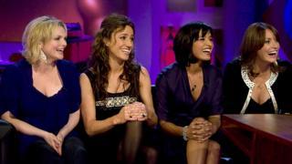 Mistresses cast Sharon Small, Orla Brady, Shelley Conn and Sarah Parish
