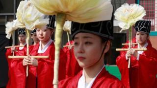 Güney Koreli kadınlar