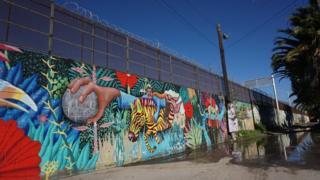 美國墨西哥邊境牆