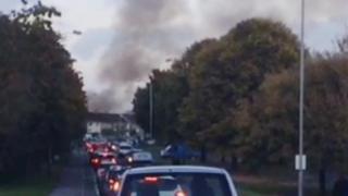 Chippenham fire