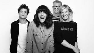 Radio 2 presenters