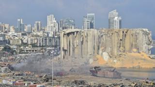 blast aftermath, 5 Aug