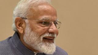 नरेंद्र मोदी का बयान
