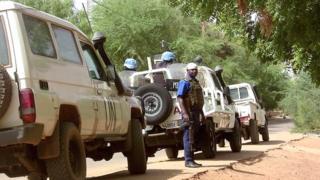 Deux d'entre eux ont été tués au cours d'une opération menée par les soldats de l'Onu, selon le correspondant de la BBC, Alou Diawara.