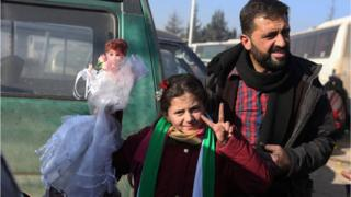Un cese del fuego temporal en Alepo había permitido la evacuación
