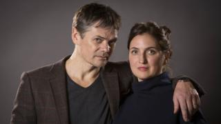 Timothy Watson as Rob Titchener and Louiza Patikas as Helen Archer - BBC Radio 4, The Archers
