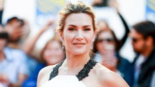 Kate Winslet at the 2017 Toronto Film Festival