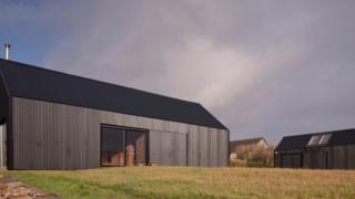 The Black Shed, Isle of Skye (contract value not for publication) - Mary Arnold-Forster Architect for a private client