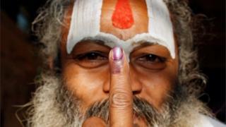 उत्तर प्रदेश में मतदान