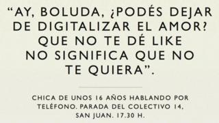Frase sobre el amor digital