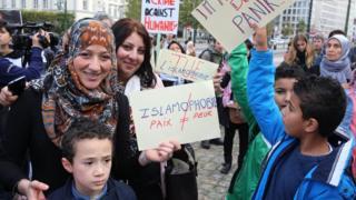 Belçika'da Müslümanlar