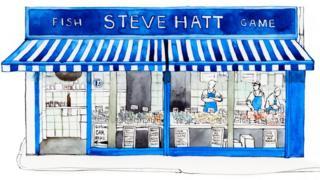 Steve Hatt, Essex Road, Islington