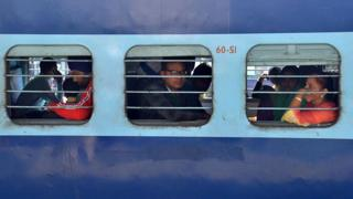 भारतीय रेल्वे प्रवासी