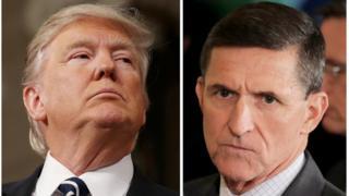 Ông Flynn từng là một cố vấn thân cận của Tổng thống Donald Trump