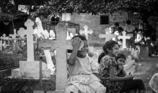 San Salvador, cementerio La Bermeja.
