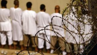 معتلقلين في غونتانامو