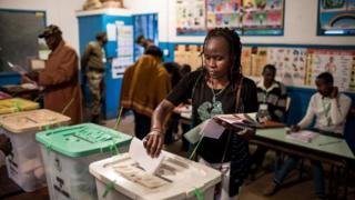 केन्या निर्वाचन