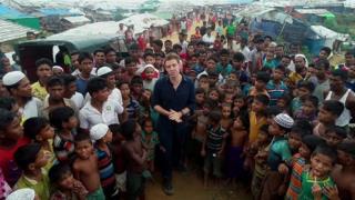 وضع پناهندگان روهینگیا در اردوگاههای بنگلادش