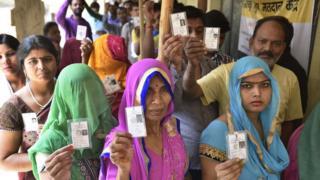 भारतमा मतदान