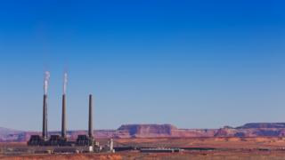 coal plant Navajo
