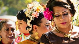 मेक्सिको के थर्ड जेंडर 'मुसे'