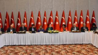Meral Akşener basın toplantısı