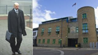 Dr Robert Lewis at Luton Crown Court