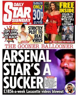 Sunday Star 17 May 2020