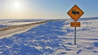 कनाडा का आख़िरी आर्कटिक गांव 'तुक्तोयकतुक'
