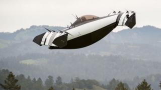 BlackFly flying car