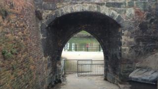 Traitor's Gate, Shrewsbury
