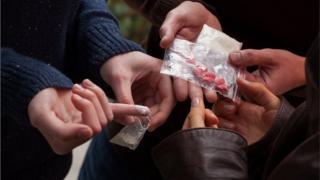 Drug dealing