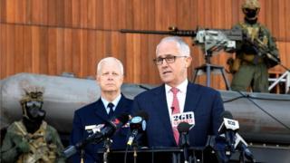 Ra'iisalwasaaraha Australia, Malcolm Turnbull