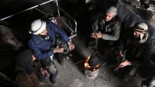 Suriye'deki cihatçılar