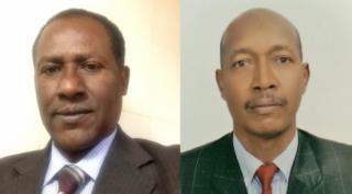 Dr Jeilu & Prof Bekele