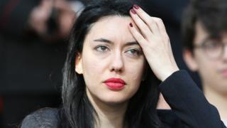 Lucia Azzolina, febbraio 2021