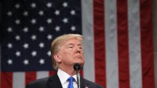 Prezida Trump akoze ibihushanye n'ivy'uwo yasubiriye Barack Obama