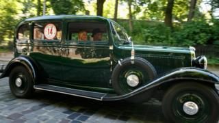 Фестиваль ретро автомобілів у Львові