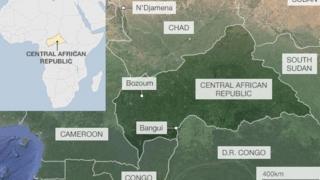 Igihugu ca Centrafrique