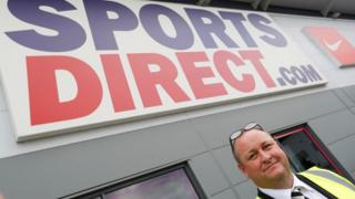 Sports Direct calls for probe into Nike and Adidas dominance