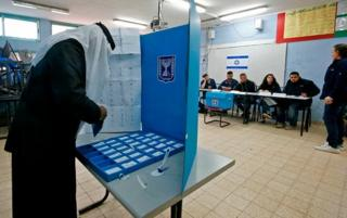 انتخابات کنست