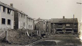 Ballymurphy, August 1971