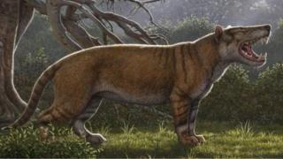 Singa raksasa