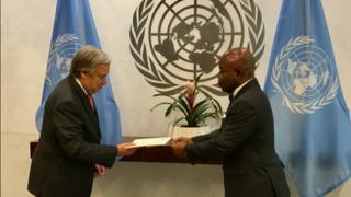 Brutal death of the Ivorian ambassador to the UN
