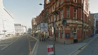 Renshaw Street in Liverpool city centre