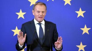 Avropa İttifaqı Şurasının prezidenti Donald Tusk